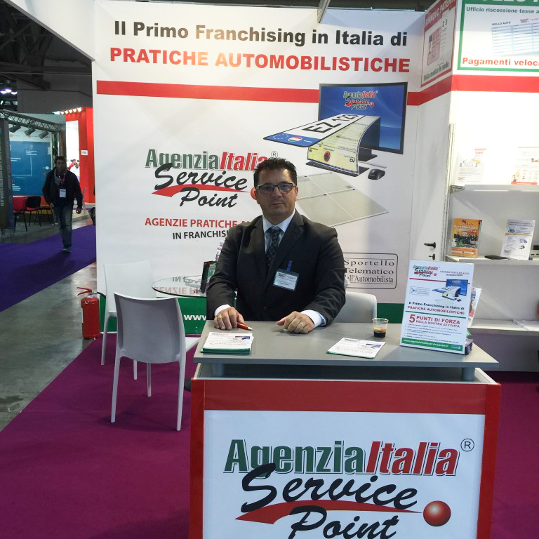 SALONE FRANCHISING MILANO 2015